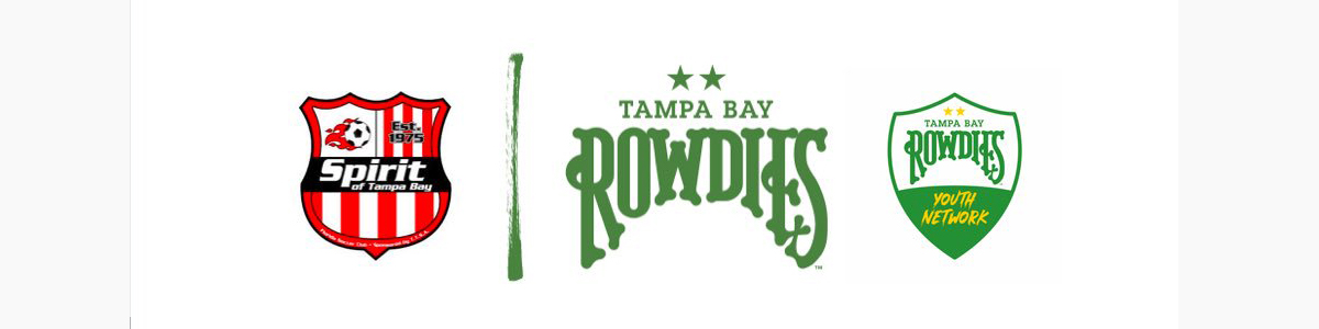 FSC Spirit Joins the Rowdies Youth Network