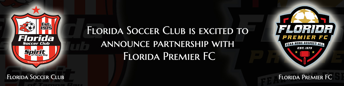 Florida Soccer Club announces partnership with Florida Premier